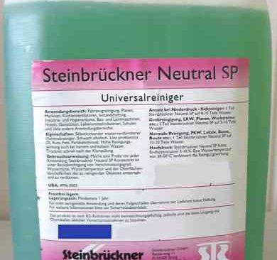 Uniwersalny płyn myjący Neutral SP