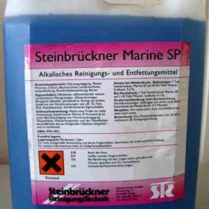 Alkaiczny środek do czyszczenia i odtłuszczania Marine SP